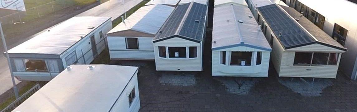 Drone foto Nieuwe Pekela